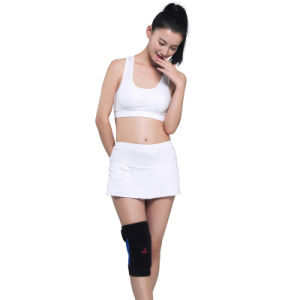 Graphene Far-Infrared Physical Therapy Pain Relief Heating Knee Pad pictures & photos