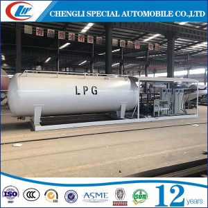 Hot Selling in Africa 20, 000L LPG Refilling Plant 20cbm LPG Cylinder Filling Plant pictures & photos