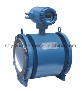 Intelligence Electromagnetic Flowmeter pictures & photos