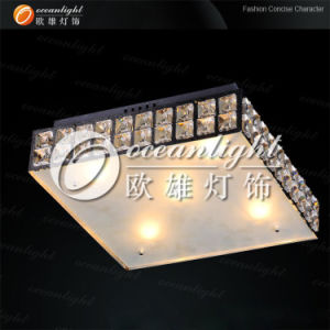 Crystal Ceiling Lamp LED 400X400 Ceiling Panel Light Square LED Ceiling Light Om88036 pictures & photos