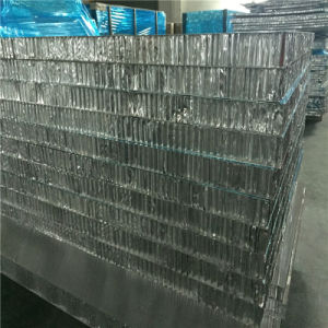 Mill Finish Aluminium Honeycomb Panel for Stone Table Badeboard (HR50) pictures & photos