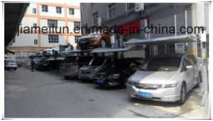 Best Quality 2 Storey Hydraulic Parking Lots Carport Parking Equipment pictures & photos