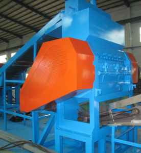 Premium Used Tyre Rubber Crusher/Rubber Coarse Crusher/Waste Tyre Rubber Crusher/Tire Rubber Crusher (CE/ISO9001/7 Patents Approved) pictures & photos
