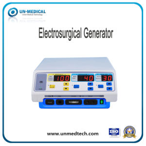 300W Electrosurgical Generator with LED Screen pictures & photos