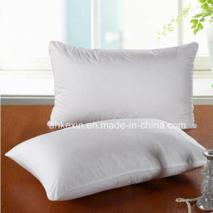 Memory 7D Virgin Siliconized Fiber PP Cotton Neck Pillow pictures & photos