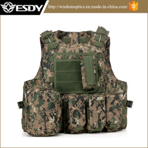 PRO Tactical Molle Protective Police Vest for Outdoor Hunting Paintball pictures & photos
