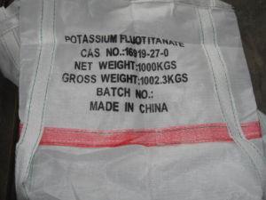 High Purity Potassium Fluotitanate pictures & photos