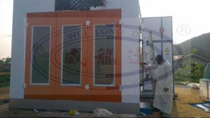Wld6200 Car Paint Booth with Ce Approval pictures & photos