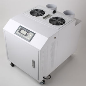 Zs-40z Ultrasonic Humidifier Humidity Sensor Portable Electric Supply pictures & photos