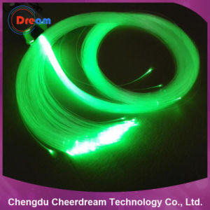 0.75mm PMMA Plastic End Glow Fiber Optic for Lighting pictures & photos