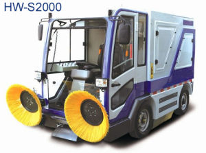 Ride on Battery Powered Floor Sweeper Machine pictures & photos
