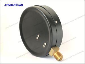 Gpg-022 General Pressure Gauge/Black Steel Gauge/Dry Manometer pictures & photos