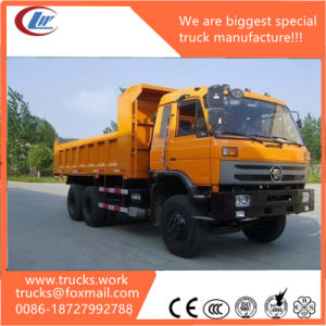 Dongfeng 6X4 20tons Heavy Loading Mining Tipper Truck pictures & photos