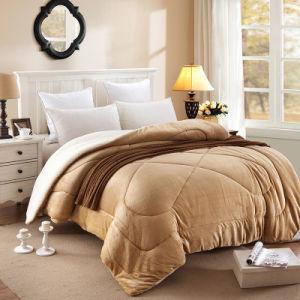 Fannel Super Soft Warm Quilt pictures & photos