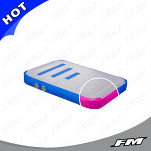 FM Drop Stitch Inflatable Air Gym Tumble Track Air Board pictures & photos
