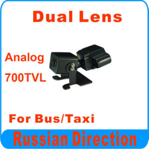 Dual Lens Camera, Adjustable View Direction. pictures & photos