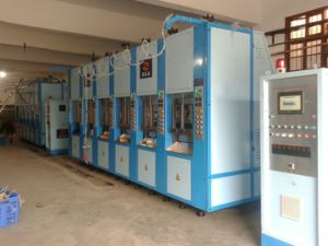 EVA Slipper Fomaing Injection Molding Machine pictures & photos