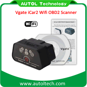 Top a++ Quality Vgate Icar2 Elm327 WiFi Professional Car Diagnostic Tool Vgate Icar 2 WiFi Elm327 pictures & photos