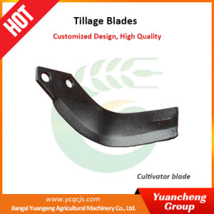 American High Grade Steel Rotary Tiller Tilling Blade pictures & photos