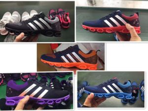 Wholesale Fashion Women Men New Style Brand Sport Running Shoes pictures & photos