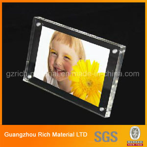 Customized Sizes&Shapes Acrylic Photo Frame/Plastic Acrylic Picture Display pictures & photos
