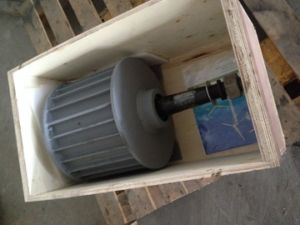 10kw AC220V Low Rpm Rpm Permanent Magnet Generator (SHJ-NEG10KW) pictures & photos