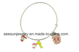 925 Silver Jewelry Bangle for Kids pictures & photos