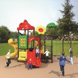 Best Selling Mulitfunction Outdoor Playground pictures & photos