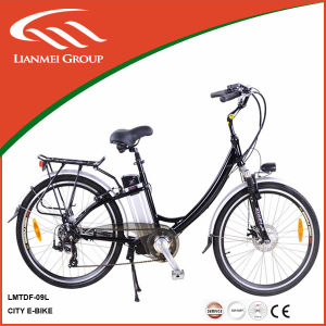 250W Rear Brushless Electric Bike pictures & photos