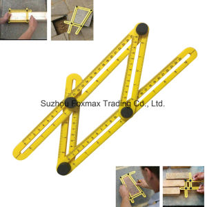 Angler Measuring & Template Tool Template Tool / Angle Ruler / Measurement Tool pictures & photos