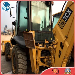 82.6HP_Diesel_Engine Jcb Hydraulic Backhoe Wheel Loader (3CX) pictures & photos