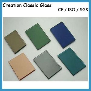 Dark/Euro Bronze Float Glass Sheet with Ce & ISO & SGS Certificate pictures & photos