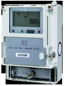 Single Phase IC Card Prepaid Energy Meter Ddsy150 pictures & photos