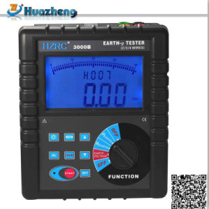 IEC Standard Hzrc3000b Soil Resistivity Measurement Digital Earth Resistance Tester pictures & photos
