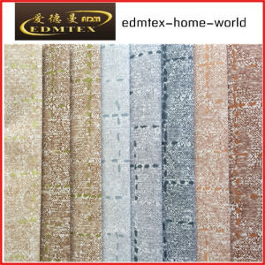 100% Polyester Wholesale Burnout Velvet Upholstery Fabric (EDM-TC102) pictures & photos