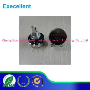 Industrial Control Panel Rotary Potentiometer with 200V DC Working Voltage pictures & photos