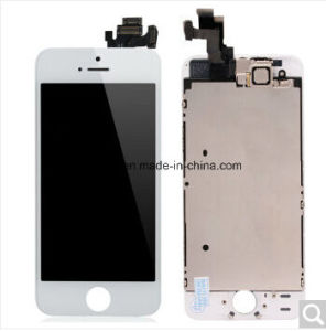 Mobile Phone LCD/Cell Phone LCD/Cell Phone Touch Screen for iPhone5/5s/5c pictures & photos