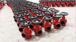 Indoor Fire Fighting Hydrant Valve Fatory pictures & photos