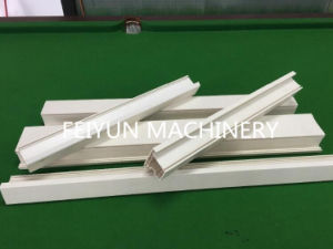Plastic PVC Trunking Extrusion Machine pictures & photos