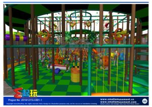 Innovation Play Amusement Park with Ball Battle pictures & photos