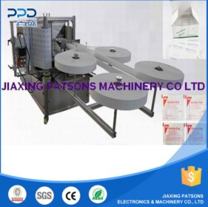 China Supplier Aclohol Prep Pad Machine pictures & photos