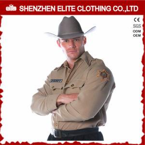 Wholesale Cheap Grey Security Guard Uniforms for Sale (ELTHVJ-289) pictures & photos