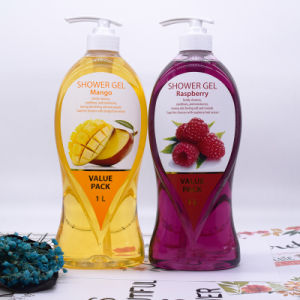 Natural Essence Cheap Customized Shower Gel pictures & photos