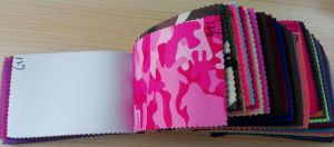 Neoprene Fabric with Nylon Laminated Both Sides (HX0111) pictures & photos