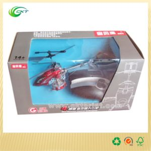 Four Color Printing Electronics Gift Box with Window (CKT- CB- 412) pictures & photos