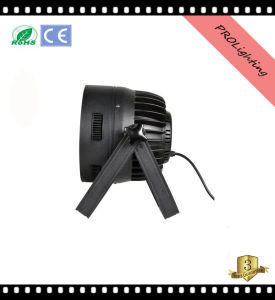 High Output 108 X3w Rgbwy+UV 6-in-1 LED PAR Cans Light DMX Lighting Equipment pictures & photos
