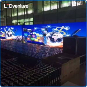 Indoor Full Color LED Display for Full HD Resolution Media pictures & photos