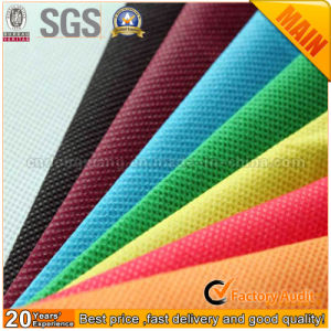 Biodegrable Spunbond Nonwoven 100% PP Fabric pictures & photos