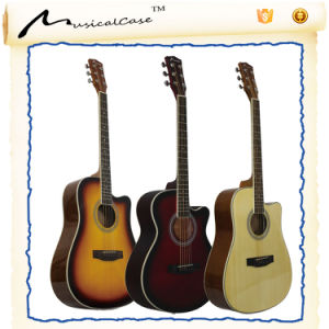 Top Quality Attractive Acoustic Guitar Wholesale pictures & photos