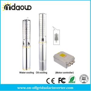 Submersible Bore Solar Pump 1500L/Hr Max 128m Head pictures & photos